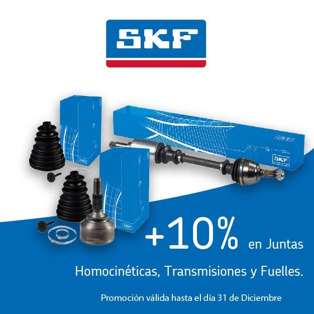 promoción SKF